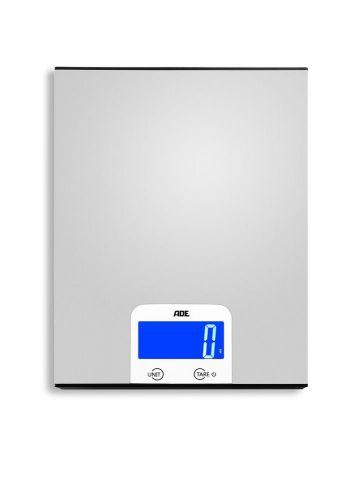 Balanza cocina digital ALESSA- plata