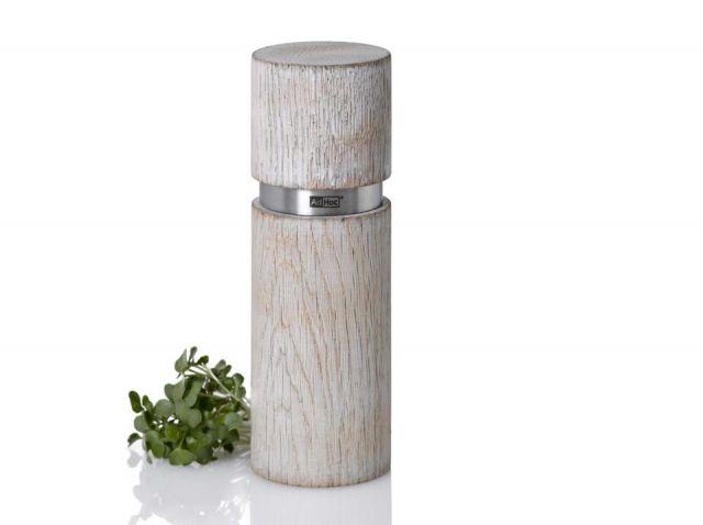 Molinillo madera cl sal - pimienta  TEXTURA 15cm