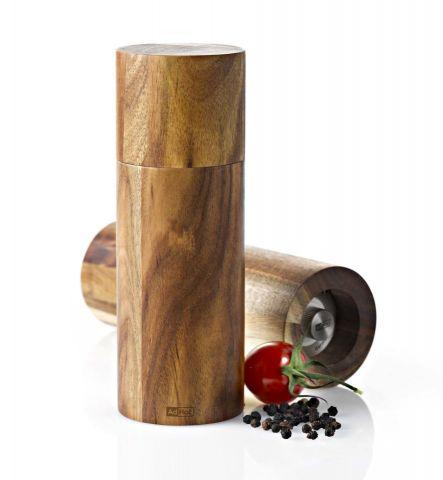 Molinillo ceramico/madera sal-pimienta  ACACIA 17