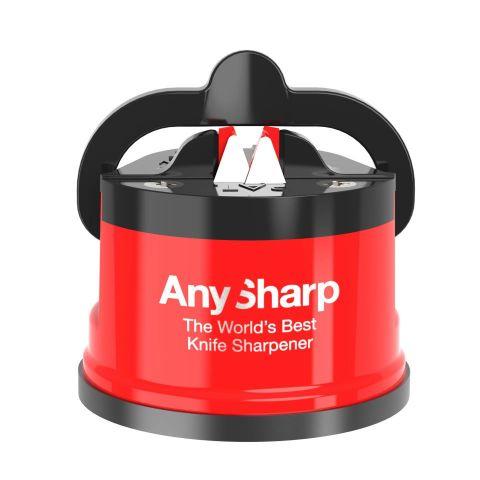 Afilador Anysharp Editions- Plástico rojo (Caja)