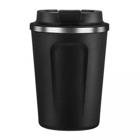 Mug COMPACT COFEE 380ml- negro