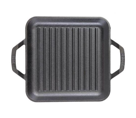 Plancha grill cuadrada- 28cm Chef Collection