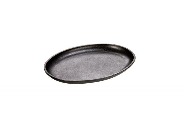 Plato ovalado cocina-mesa 25x19cm