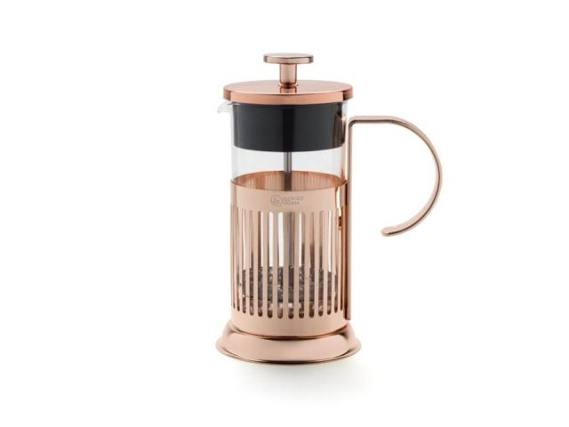 Cafetera émbolo 350 ml - cobre