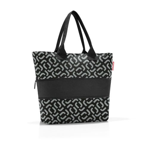 Bolsa compra extensible e1 signature black