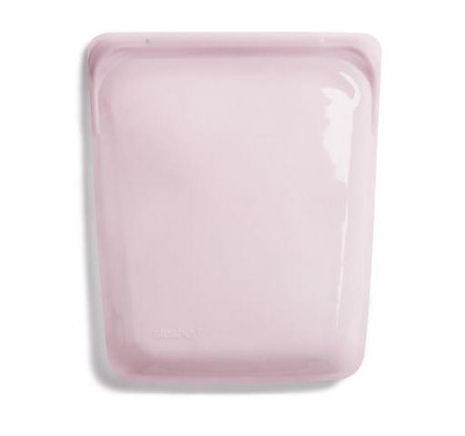 Bolsa grande- rose quartz
